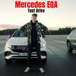 Test Drive - 2021 Mercedes EQA Electric SUV