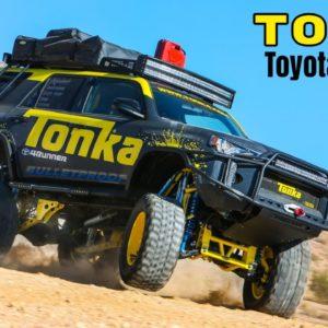 Tonka Toyota 4Runner - SEMA 2015