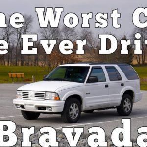 1999 Oldsmobile Bravada: Regular Car Reviews