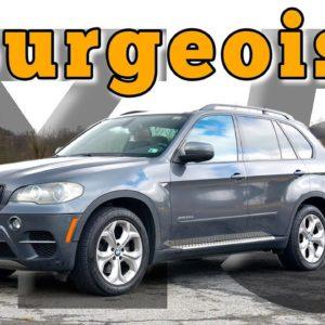 2011 BMW X5 Turbo Diesel: Regular Car Reviews