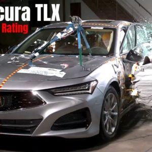 2021 Acura TLX Safety Test and Rating