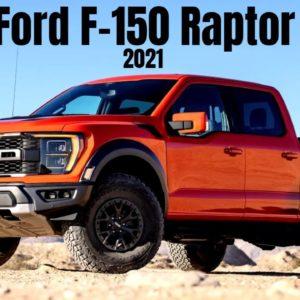2021 Ford F150 Raptor Revealed