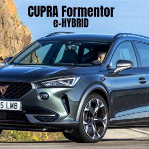 CUPRA Formentor e−HYBRID 2021