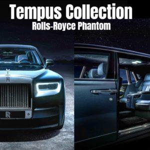 Exclusive Rolls Royce Phantom Tempus Collection