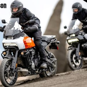 Harley Davidson Pan America 1250 and 1250 Special
