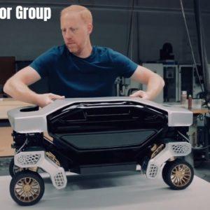 Hyundai Motor Group TIGER