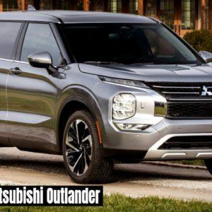 Mitsubishi Outlander 2022 Titanium Gray