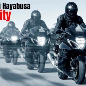 New 2022 Suzuki Hayabusa Durability Testing