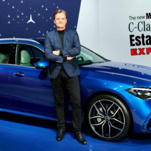 New Mercedes C-Class Estate Wagon 2022 Explained
