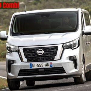 New Nissan NV300 Combi 2021
