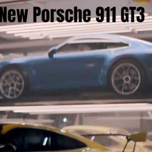 New Porsche 911 GT3 992 Generation Spotted In Trailer