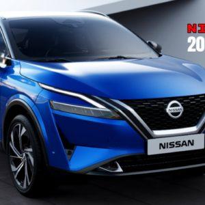 Nissan Qashqai 2021 Model Studio Footage