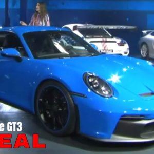 Porsche 911 992 GT3 2022 Model Reveal