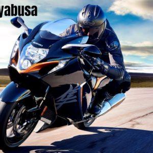 Suzuki Hayabusa 2022 Model Trailer