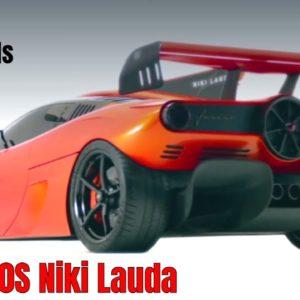 Track Focused GMA T.50S Niki Lauda