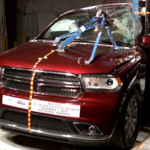 2021 Dodge Durango Safety Test and Rating