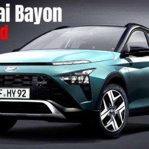 2021 Hyundai Bayon Revealed