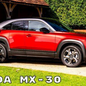 2021 Mazda MX-30 UK Spec