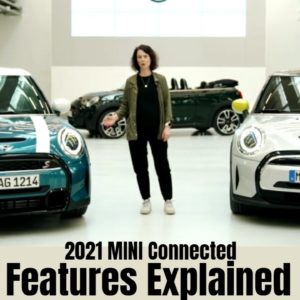 2021 MINI Connected Features Explained