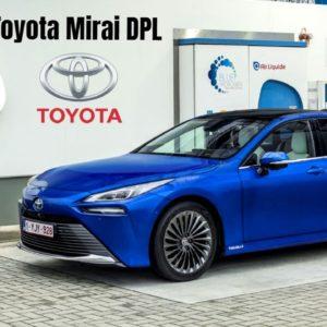 2021 Toyota Mirai DPL