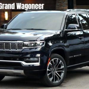 2022 Jeep Grand Wagoneer
