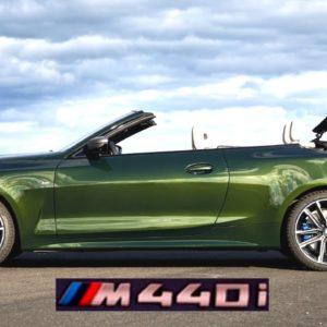 BMW M440i xDrive Convertible 2021 Model