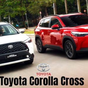 New Toyota Corolla Cross 2021