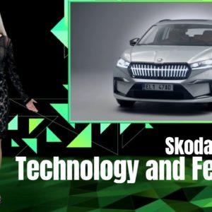Skoda Enyaq iV Technology and Features Explained