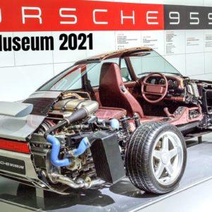 The Porsche Museum opens again in 2021