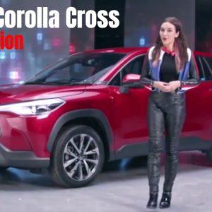 Toyota Corolla Cross 2021 Presentation