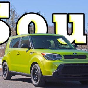 2016 Kia Soul 6MT: Regular Car Reviews