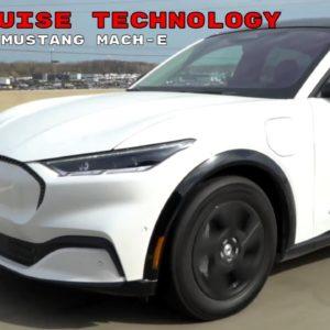 2021 Ford Mustang Mach E BlueCruise Technology