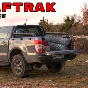 2021 Ford Ranger Wolftrak