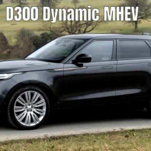 2021 Range Rover Velar D300 Dynamic MHEV