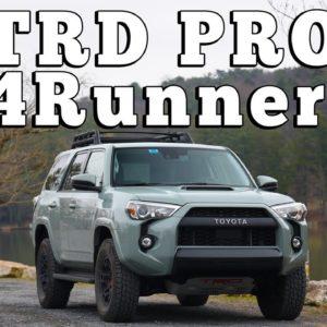2021 Toyota 4Runner TRD Pro: Regular Car Reviews