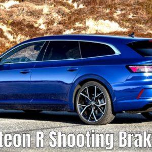 2021 Volkswagen Arteon R Shooting Brake