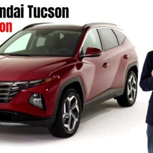 2022 Hyundai Tucson SUV Presentation