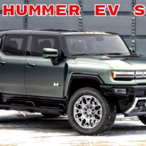 2024 GMC Hummer EV SUV Revealed
