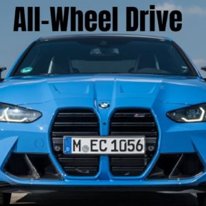 AWD New BMW M3 and M4 Competition xDrive Revealed