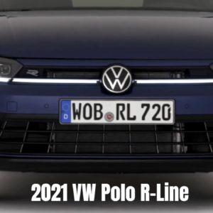 New 2021 VW Polo R-Line - Volkswagen