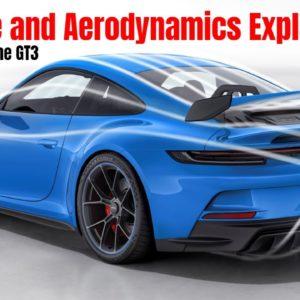 New 2022 Porsche 911 GT3 Engine and Aerodynamics Explained
