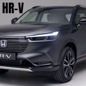 New Honda HR-V 2022