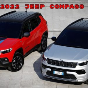 New Jeep Compass 2022