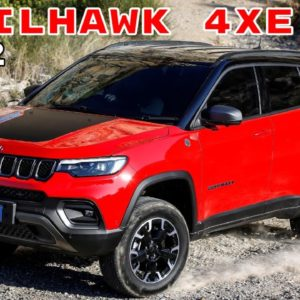 New Jeep Compass Trailhawk 4xe 2022