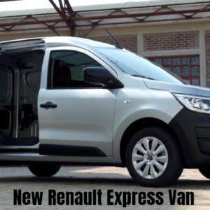 New Renault Express Van 2021
