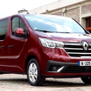 New Renault Trafic Combi 2021