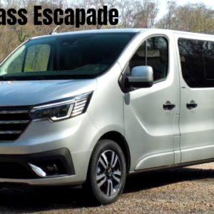 New Renault Trafic SpaceClass Escapade 2021