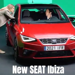 New SEAT Ibiza FR 2022 Highlights