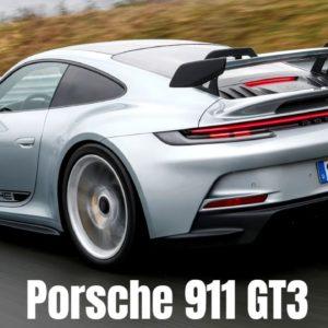 Porsche 911 GT3 PDK in Dolomite Silver Metallic