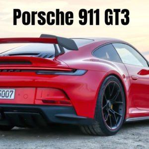 Porsche 911 GT3 PDK in Guards Red